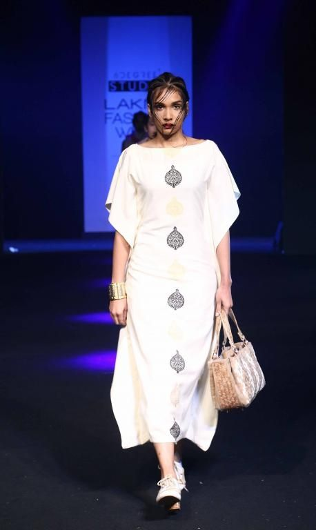 Nandini Baruva - Lakme Fashion Week - SR 17 - 5