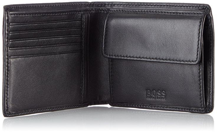 boss asolo hommes portefeuille 50250331 001 v tements et accessoires portefeuille. Black Bedroom Furniture Sets. Home Design Ideas