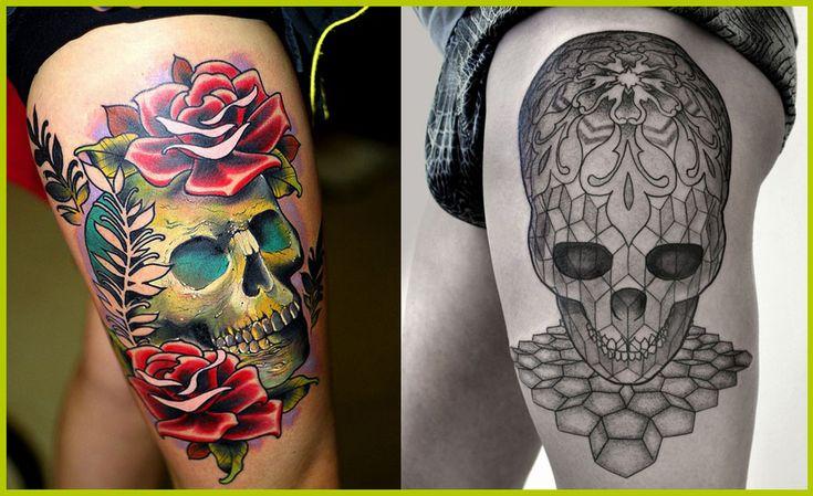 Tatuajes de Calaveras, Mejores Tatuajes de Calaveras, Videos de Tatuajes de Calaveras, Fotos de Tatuajes de Calaveras, Imagenes de Tatuajes de Calaveras, Galeria de Tatuajes de Calaveras