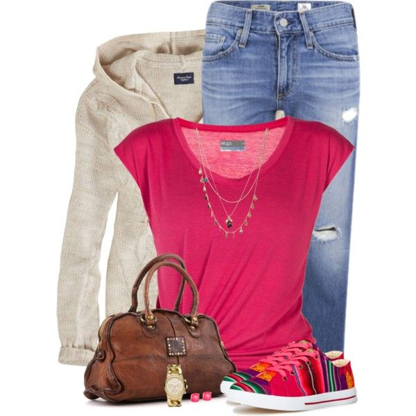 Colorful Sneakers by daiscat on Polyvore