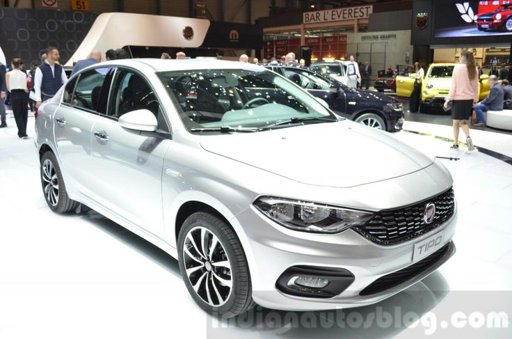 Recap - Fiat Tipo confirmed to be launched as Dodge Neon in Mexico