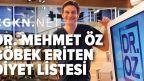Doktor Mehmet Öz Göbek Eriten Diyet Listesi Tüm Zayıflama Yöntemleri