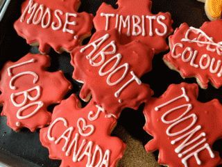 EAT THIS: Anne DesBrisay stumbles upon tasty (and adorable!) Canada Day Cookies |