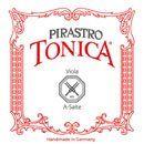 Pirastro Tonica Viola Strings - C, 15-16 1/2, Silver/Synthetic, Medium, Ball . $25.39. Pirastro Tonica Viola Strings - C, 15-16 1/2, Silver/Synthetic, Medium, Ball