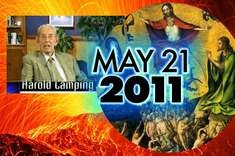 In May 2011, radio preacher Harold Camping drew international media attention with his predictions that Judgment Day would come on May 21, kicked off by earthquakes around the global and a rapture of the faithful. According to Camping, this dreadful day would be followed by months of torment and the end of the world on Oct. 21.