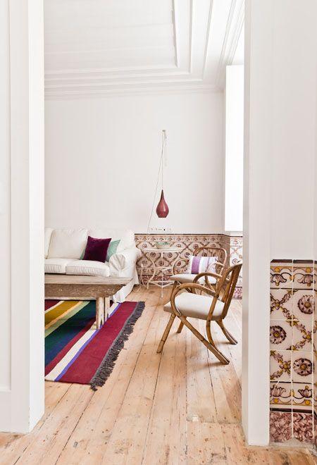 Découvrir Lisbonne avec Baixa House