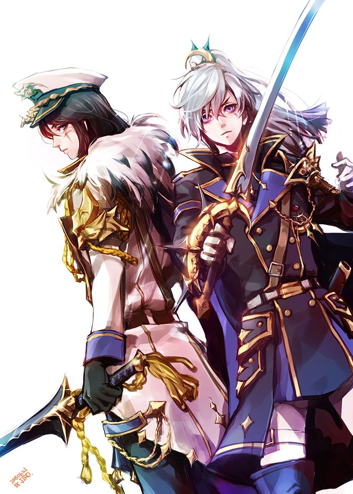 Anime Characters Knights : Images about seven knights on pinterest gaia