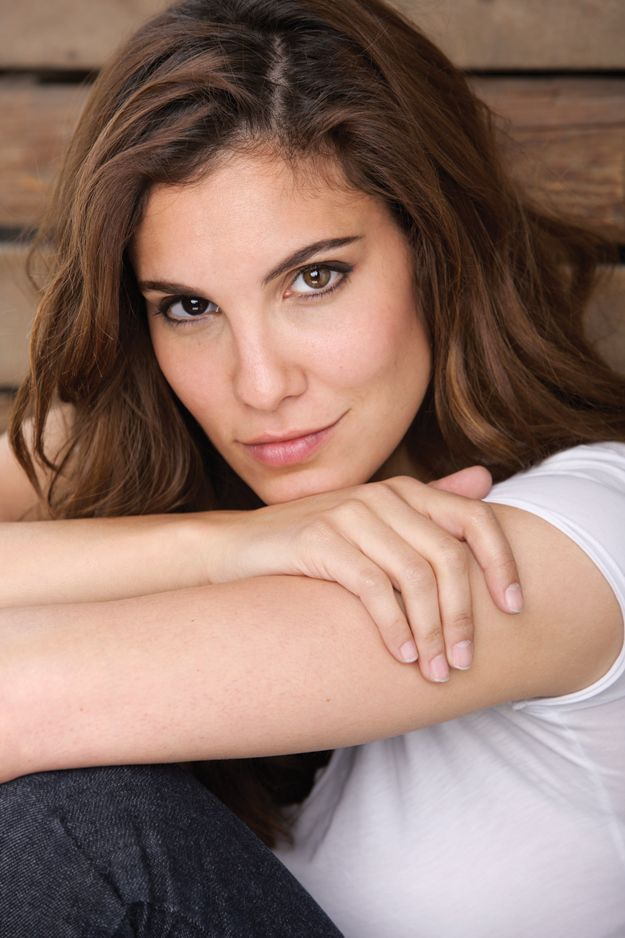 Daniela Ruah - I don't have many ladies on here, but well, NCIS:LA's Kenzie and Deeks. #NCIS #kurttasche