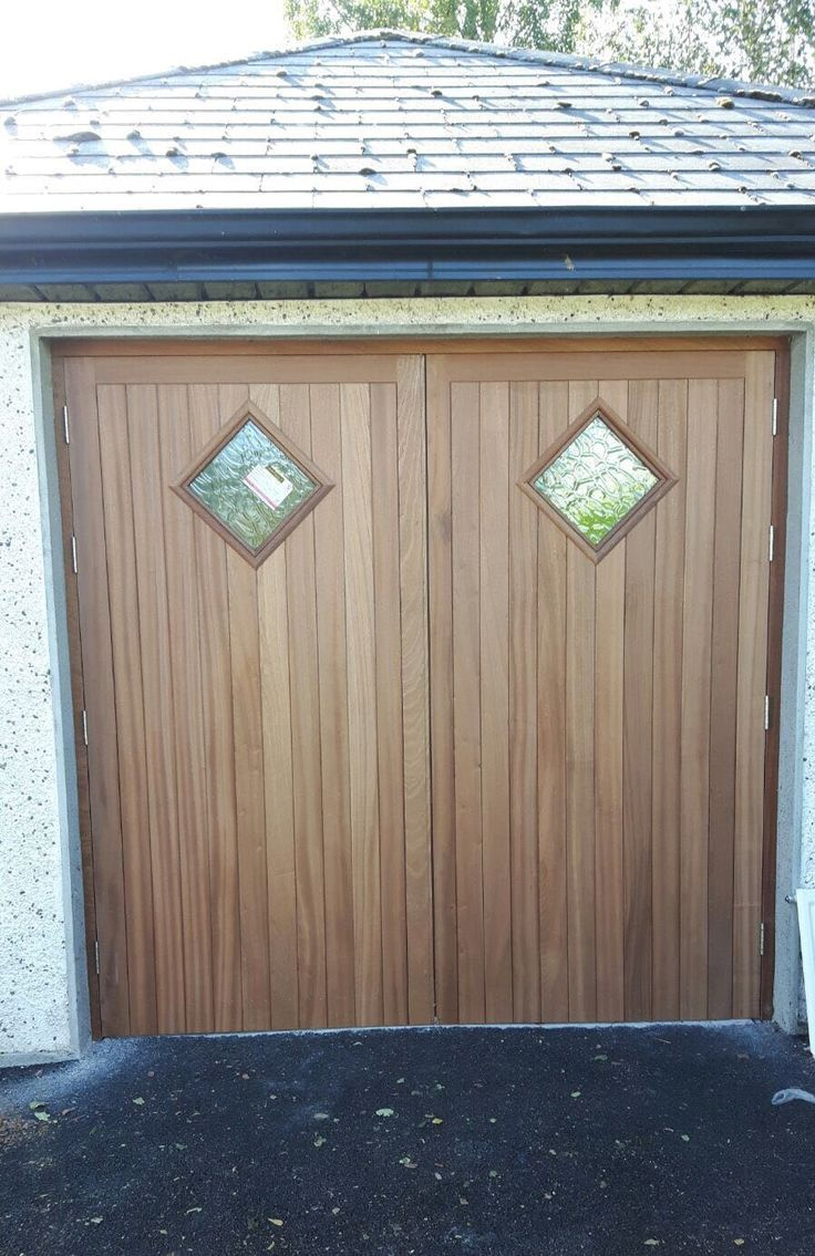 9 best external timber doors images on pinterest for Murphy garage doors