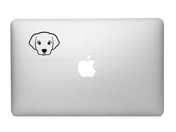 Labrador Retriever Decal Golden Retriever Decal Custom Dog - Car window decals custom made
