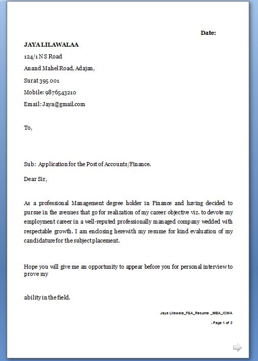 Best  Application Cover Letter Ideas On   Job