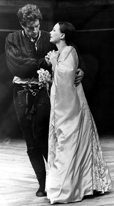 Royal Shakespeare Company's 1976 production of Romeo and Juliet with Ian McKellen and Francesca Annis