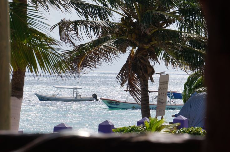 "Beautiful Puerto Morelos: See all the stories about that motorcycling nirvana called Mexico on our Ferris Wheels Motorcycle Safaris Tacos 'n' Tequila tour. Just go to motorbike writer.com and search for ""Mexico""."