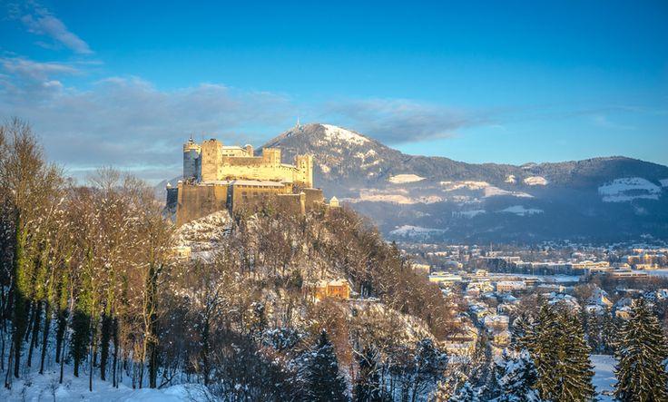 Hohensalzburg Fortress, Salzburgo – Áustria