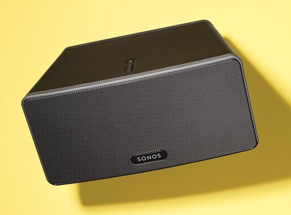 (Photo by Adam Voorhes/Wired)Sonos Play:3 wireless speaker review