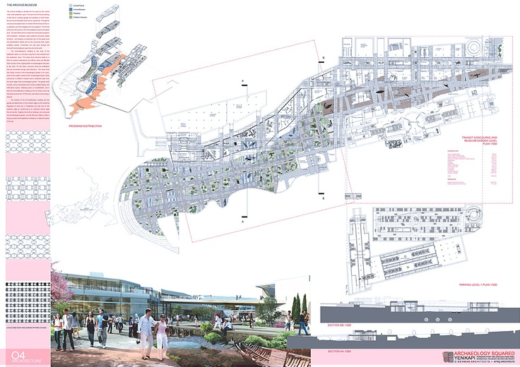 Bustler: Three Entries Share First Prize in Istanbul's Yenikapı Design Competition: Entry Shared, Yenikapı Design, Architecture Estes, Larchitectur These, Design Competition, Three Entry, These Ma, Istanbul Yenikapı, Architecture Rel Competition