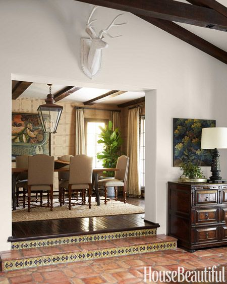 "Just say ""YES"" to this dining room!!! Love the formality without the pretentiousness. Very comfortable."