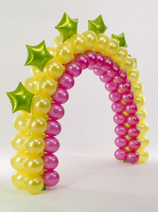 encuentra este pin y muchos ms en decoracin con globos para aos de leiderrios