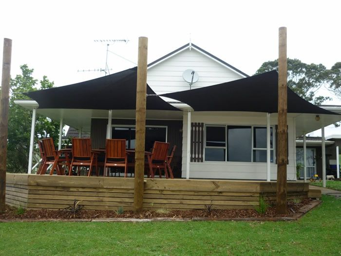 Garden Awnings And Sails