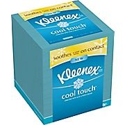 Buy Kleenex® Cool Touch™ Moisturizing Facial Tissues, Assorted Package Design, 3-Ply at Staples' low price, or read customer reviews to learn more.