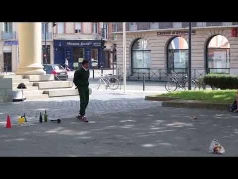 Patrice de Bénédetti JEAN Toulouse - YouTube