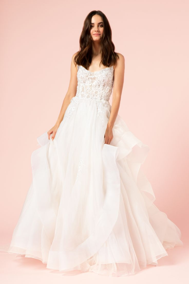 Elite wedding dresses   best instore  BLISS by ML images on Pinterest  Wedding frocks