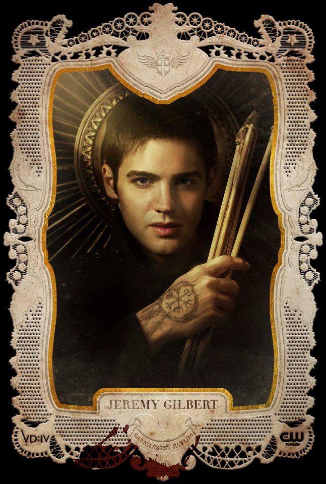 Jeremy -  - TVD - The Vampire Diaries: http://spotseriestv.blogspot.com.br/search/label/the%20vampire%20diaries