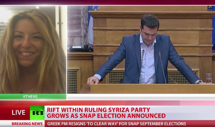 'We did what we could': Greek PM Tsipras resigns, calls early elections