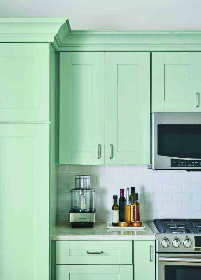 superb Martha Stewart Living Kitchen Cabinets #7: Pictured here: Rainwater Renovating your kitchen? Attend one of The Home  Depot u201cAsk the Expertu201d events through to learn all about the Martha Stewart  Living ...