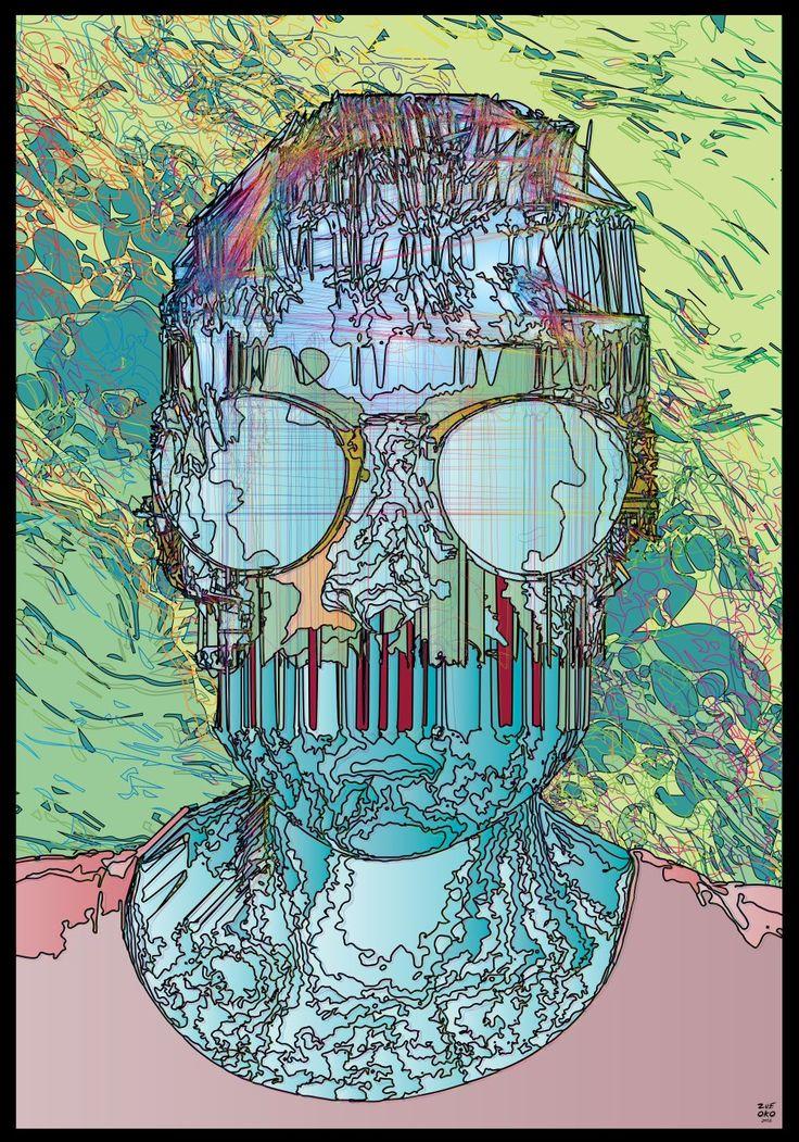 ZUEOKO380 #digital #graphic #art #digitalart #graphicart