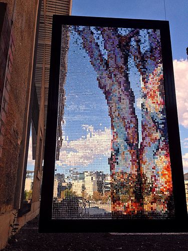 A tree grows...Canberra Glassworks, Kingston. by gcnphoto, via Flickr