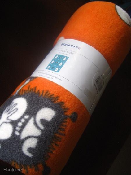 Kuplamuumi huopa oranssi