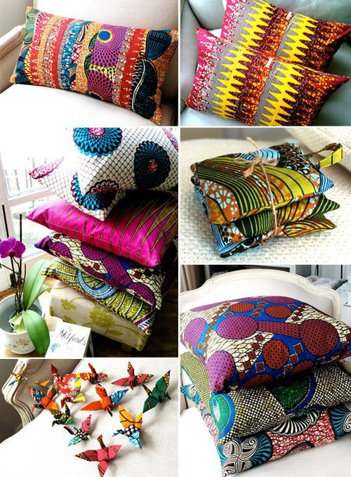 Lovely colorful and intricate patterns for decor