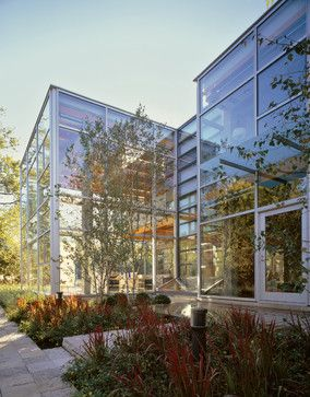 There's something so seductive about a glass house