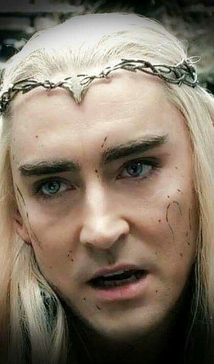 Thranduil, complex elven King by LEE PACE <--- gosh this man is gorgeous...