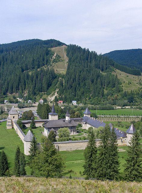 Sucevita monastery Visit Romania from Bulgaria with JMB Active http://www.jmb-active.com/?menu=visits&activity=travel_romania #romania #holiday #bulgaria