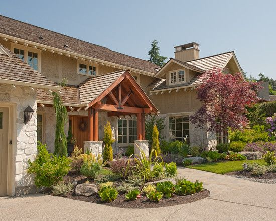 Traditional Exterior Design, Pictures, Remodel, Decor and Ideas - page 13