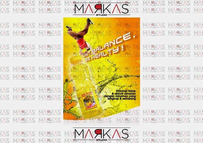 markas studio: Beberapa Cadangan Rekabentuk Poster Minuman (Malaysia drinks)