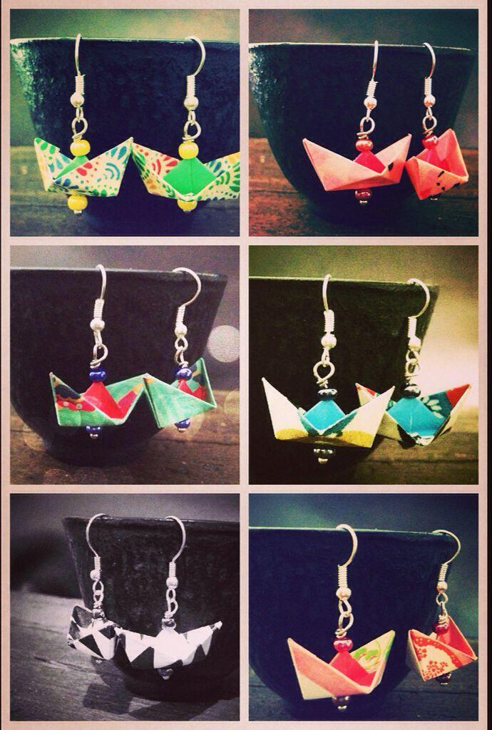 Origami a barchetta