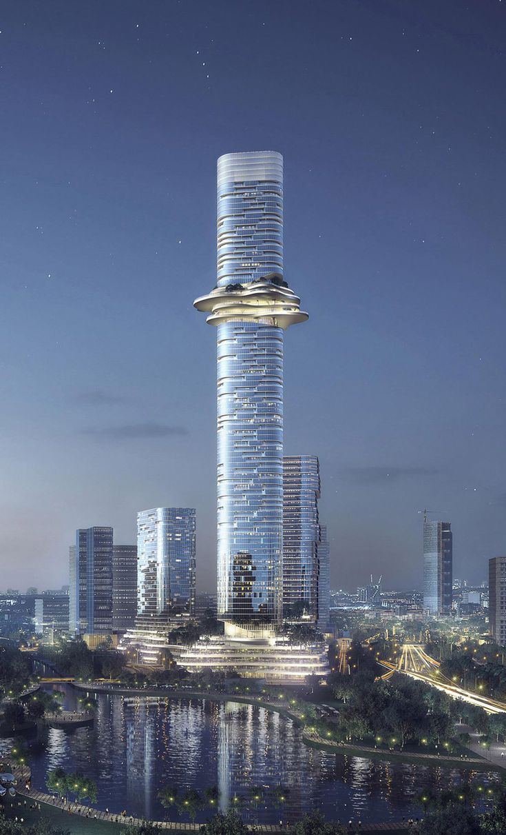 ole scheeren empire city vietnam tallest skyscraper designboom
