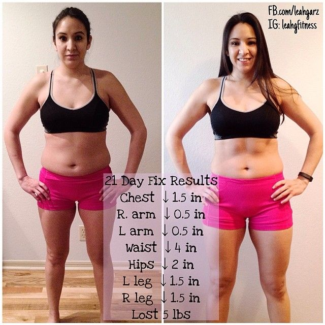 183 best images about Beachbody: 21 Day Fix Results on ...