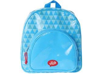 trendy kleuterrugzakje met geo-print J.I.P | kinderen-shop Kleine Zebra