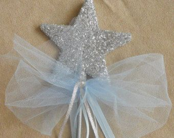 Would You Be My Fairy Godmother Wand with Pink by paulawellsstudio