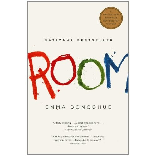# 42 - Room, by Emma Donoghue.  Read in one sitting.  The story line had great potential, but I had lots of problems with the narrating and actual happenings.