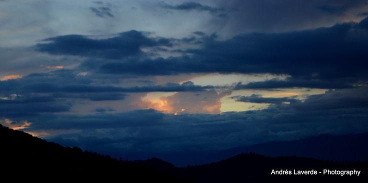 Sunset Antioqueño!