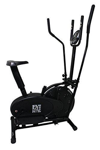 Olympic 126 Elliptical Cross Trainer Bike – Black                  Features  a bordo Digital monitor de ordenador con las siguientes funciones: velocidad, distancia, tiempo, calorías, scan y pulso 2en 1bicicleta de Cross Trainer y Sistema de control de tensión, suave, asiento ajustable, b... http://gimnasioynutricion.com/tienda/bicicletas/estatica/olympic-126-elliptical-bicicletas-estaticas-y-de-spinning-para-fitness-color-negro/