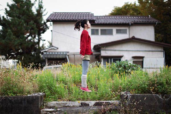 Natsumi Hayashi: A Life of Levitation
