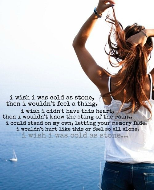 "Lady Antebellum ""Cold as Stone"" ~<3~  Love this song!"
