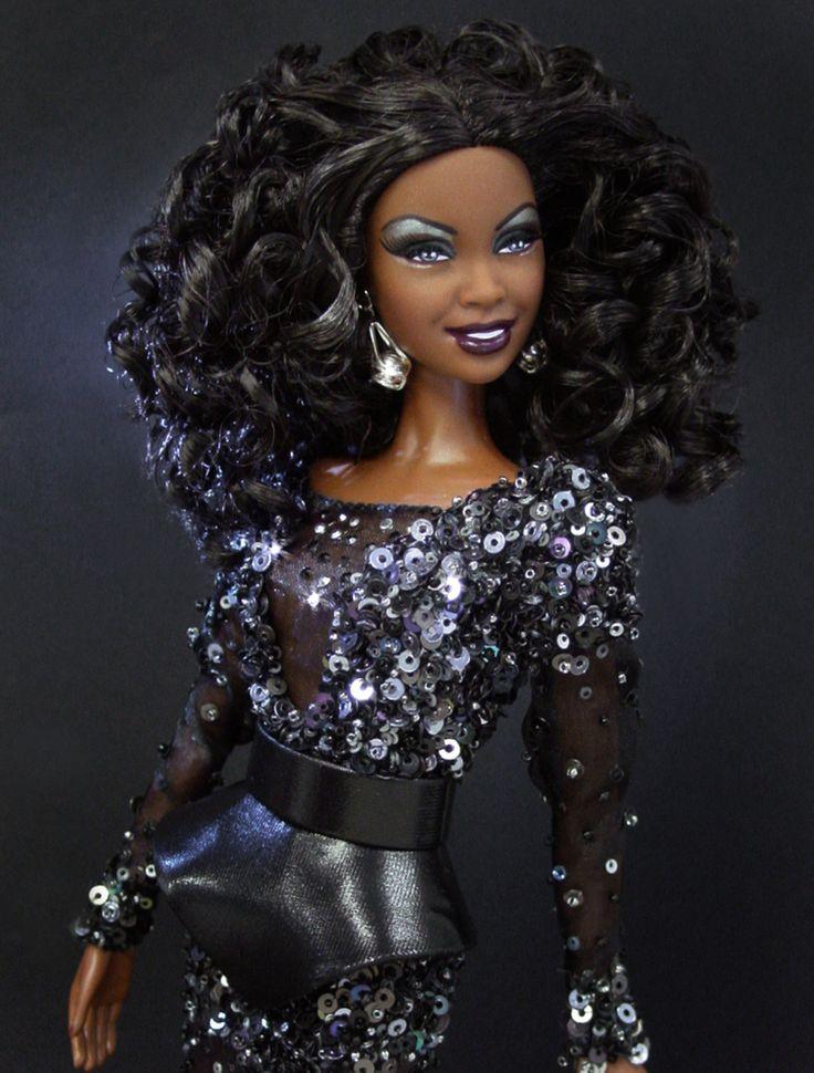 OOAK Barbie NiniMomo's Barbie Basics Doll