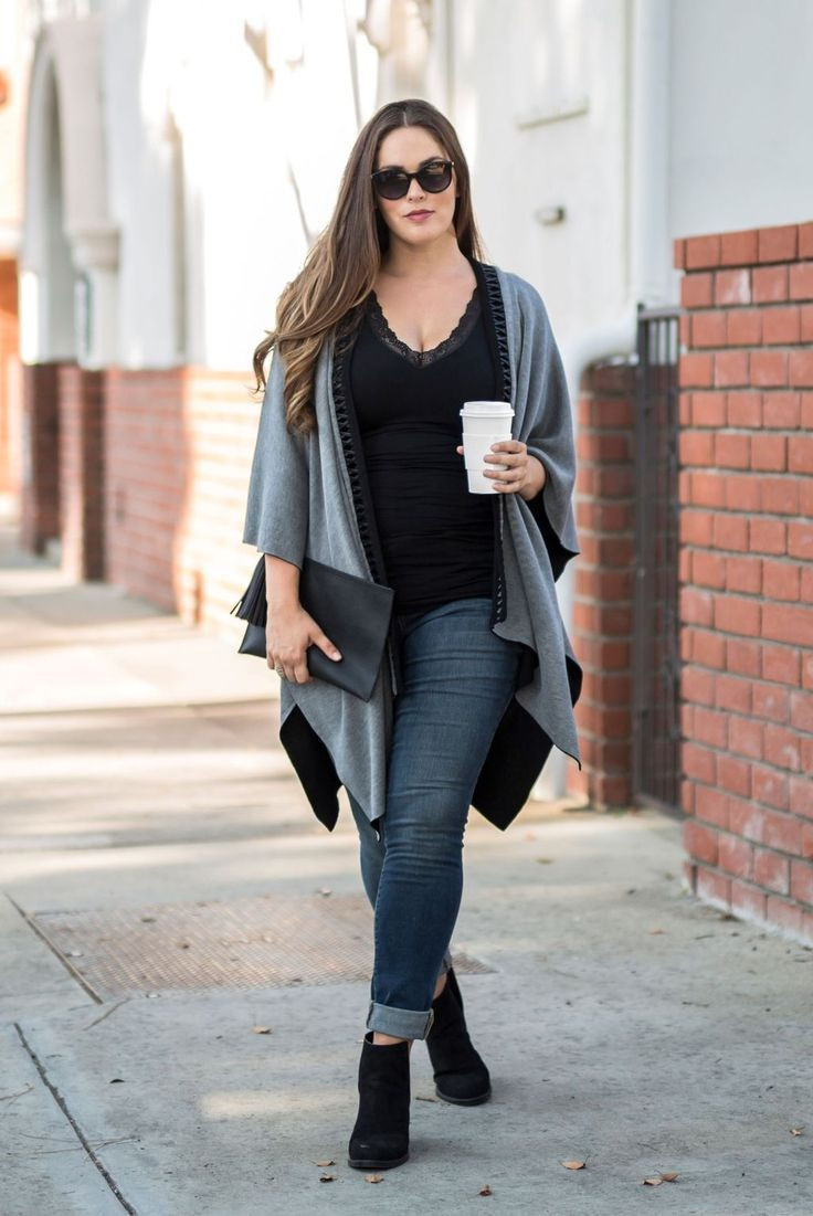 Pinterest Plus Size Winter Outfits Plus Size Outfits Big Size Outfit